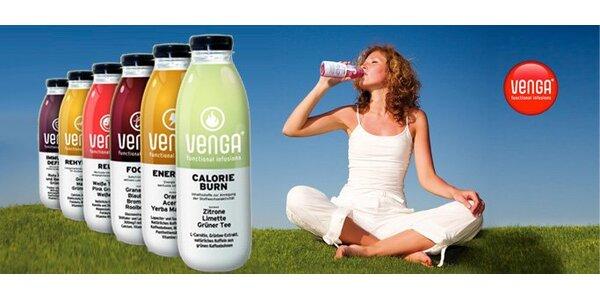 55 Kč za DVA funkční nápoje: energie, relax, dobré spalování a jiné účinky.
