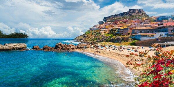 Zájezd na Sardinii: doprava, průvodce i ubytování