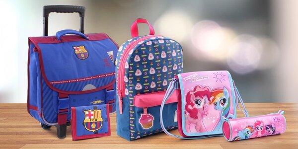 a8e9200dc Dětské tašky, batohy, vaky na záda a peněženky