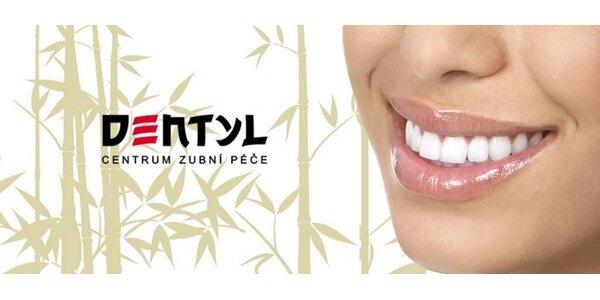 549 Kč za profesionální dentální hygienu v délce 75 minut!