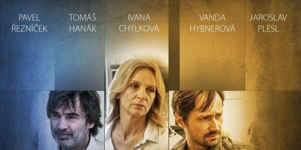 Vstupenka do Lucerny na český film Cena za štěstí