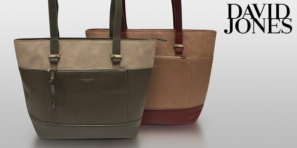 Dámské elegantní kabelky David Jones z eko kůže a4079ae3da1