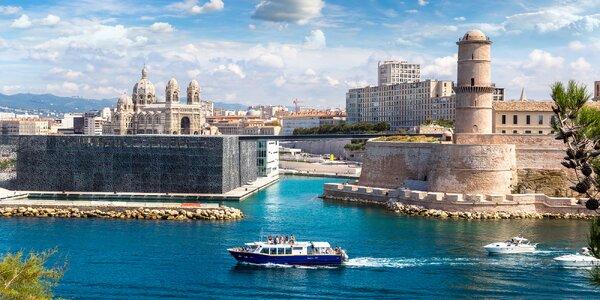 Krásy Provence: letecká doprava a 3 noci v hotelu