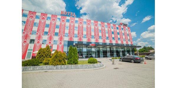 3-4 dny v Krakově se snídaní, bazénem a saunou