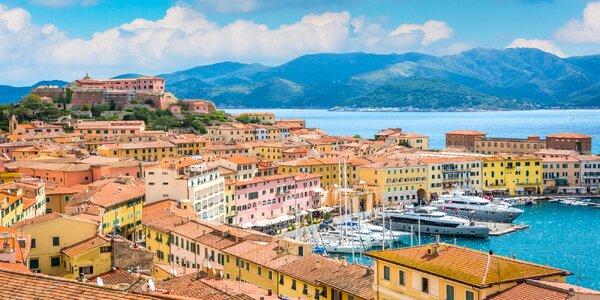 2 noci v Itálii: Florencie, Pisa i koupání