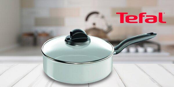 Hluboká pánev s poklicí Tefal Ceramic Control