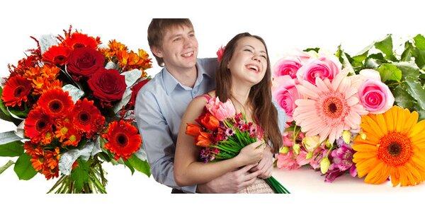 Zboží v hodnotě 200 Kč z květinářství Naomi White