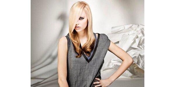 Účes z luxusního salonu - pro všechny délky vlasů