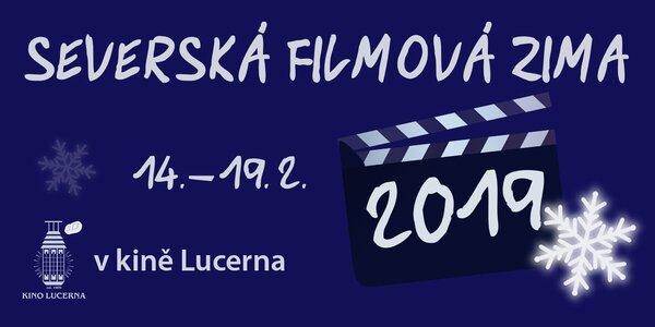 2 vstupenky na festival Severská filmová zima