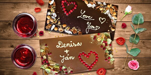 Vstup do čokoládového muzea a výroba čokolády