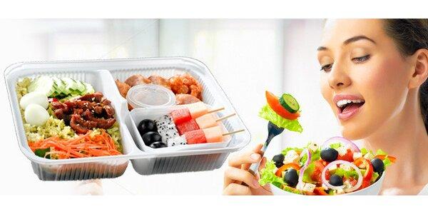 Vyzkoušejte krabičkovou dietu - 6 dní, 5 porcí denně