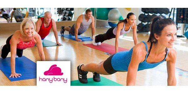 99 Kč za TŘI lekce cvičení dle výběru v dámském fitness Bany Gym Brno.