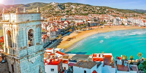 Zájezd do Španělska: koupání, léčivé bahno, výlety