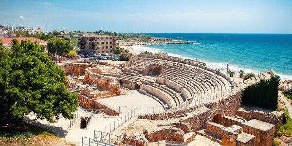 Pobytově-poznávací zájezd do Španělska na 7 nocí
