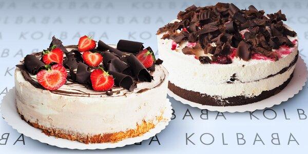 Tři exkluzivní dorty z cukrárny Kolbaba