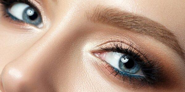 Orámujte své oči: tvarování a barvení obočí a řas
