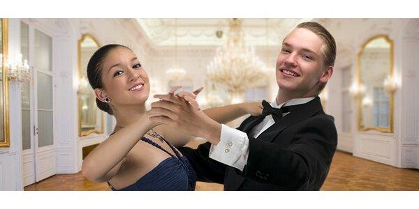 Taneční kurz pro dospělé. 10 lekcí i ples!