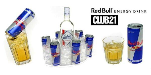 379 Kč za 0,5 litru vodky a 6 Red Bullů!