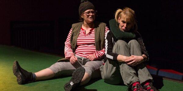 Vstupenka na divadelní představení Starý holky