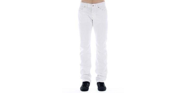Pánské bílé džíny Freesoul