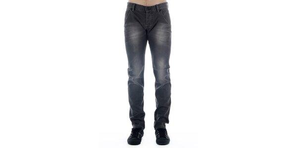 Pánské šedé džíny Freesoul