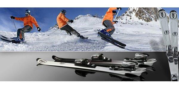 3 490 Kč za poslušné lyže SkiRAX. Zábava pro velké i malé!