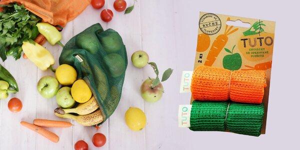 Dost bylo igelitu: TUTO ekosáčky na potraviny