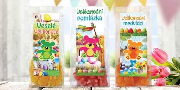 Velikonoční Medvídkové čaje: zázvor i vanilka