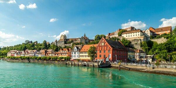 Výlet do Německa: Bodamské jezero i Kostnice