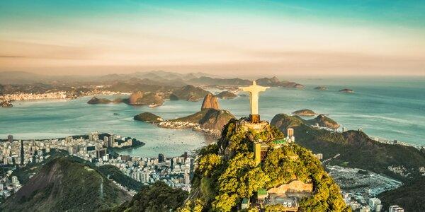 Exotická dovolená v Brazílii s českým zázemím
