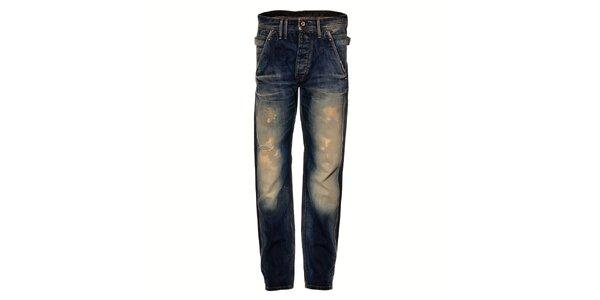 Pánské tmavě modré džíny Pepe Jeans