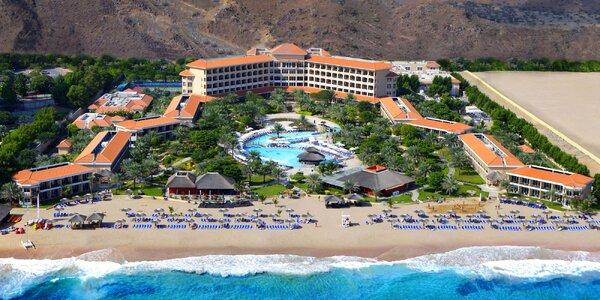 5* Fujairah Rotana Resort & Spa s all inclusive