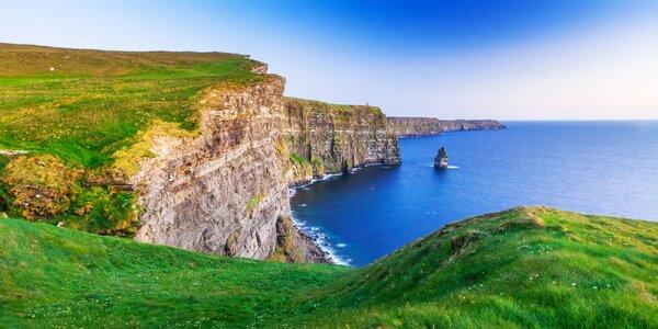 Krásy Irska: 3 noci, snídaně a letecká doprava