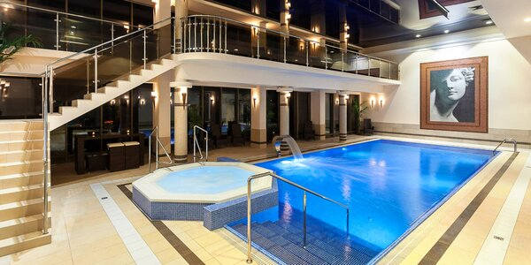 Wellness pobyt ve 4* polském hotelu přímo na pláži