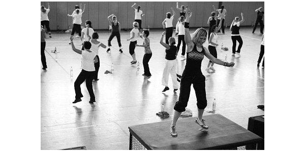 40Kč za 2 lekce Zumba fitness se slevou 75% pro vás nebo vaše přátele.