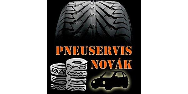 Jen 330 Kč za kompletní přezutí pneu na jaro 2011. Se slevou 45 %