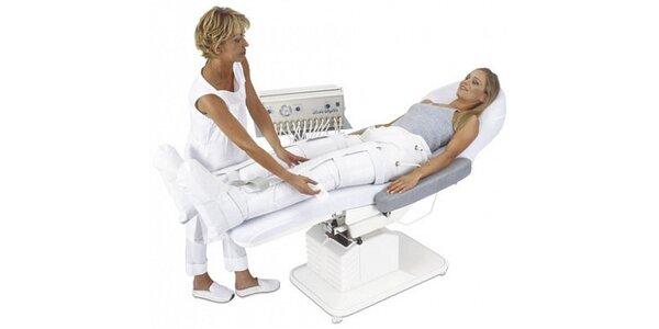 1500 Kč za 10 ošetření presoterapií v hodnotě 3600 Kč. Modelování postavy.