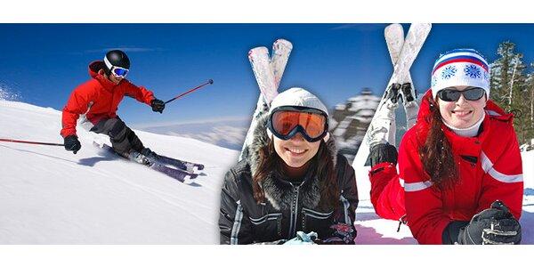 99 Kč za standardní servis lyží v lyžařské speciálce Rock Point Plzeň