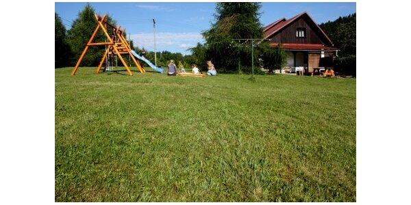 1600 Kč za pronájem chaty v Beskydech (Horní Bečva) na 2 noci. Sleva 50 %.