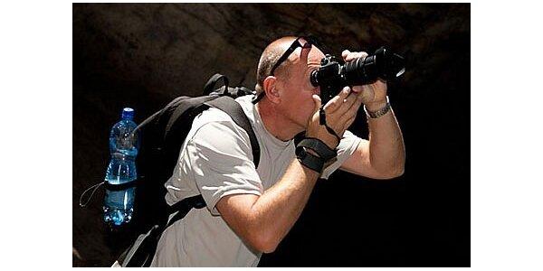 1000 Kč za poukaz na fotografická školení v hodnotě 1500 Kč. Sleva 33 %