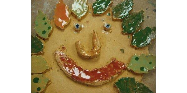 """199 Kč za zážitkový poukaz - """"Zábavná keramika pro rodiče s dětmi"""""""