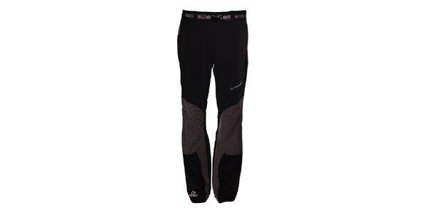 Pánské černé kalhoty Trimm