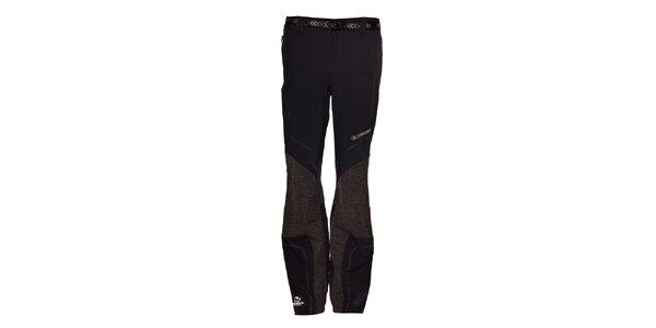 Dámské černé kalhoty Trimm