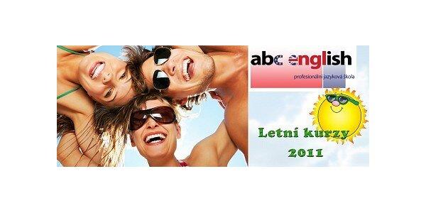 600 Kč za jazykový prázdninový kurz v hodnotě 1000 Kč