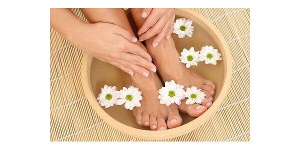 398 Kč za lázeňskou pedikúru - připravte své nohy na léto již nyní