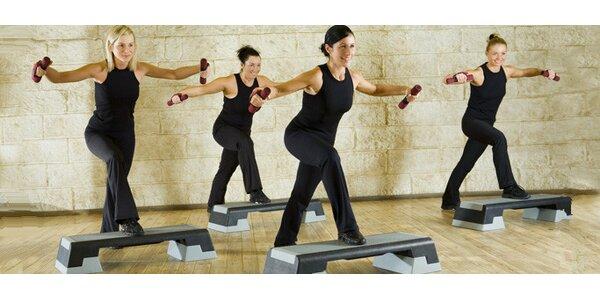 249 za permanentku na spinning, zumbu, pilates, jumping i saunu v Liberci