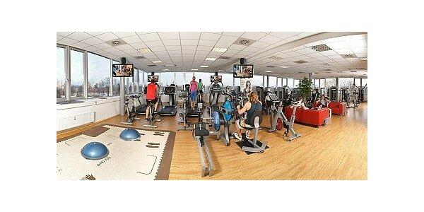 1650 Kč za tříměsíční letní člentví v City Fitness Klubu, které má srdce