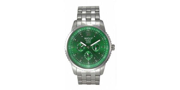 1495 Kč za značkové hodinky ROTAX se slevou 50% v původní hodnotě 2990 Kč.