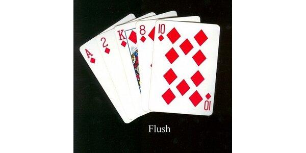 380 Kč za Pokerovou školu v luxusním kasinu hotelu Ambassador v ceně 685 Kč