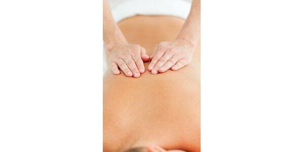 600 Kč za masáž pro 2 osoby dle vlastního výběru v délce 60 minut